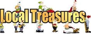Local Treasures logo