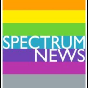 picture of cover page of SPECTRUM newsletter