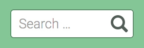 picture of search box with clicakble magnifying glass icon