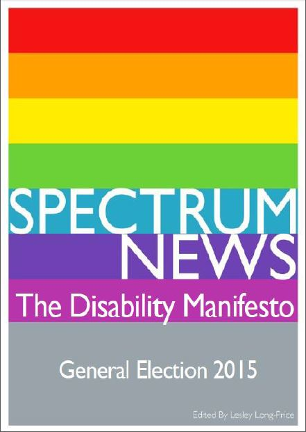 Disability Manifesto cover