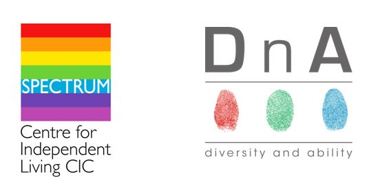 DnA and SPECTRUM logo