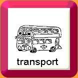 Cartoon image of a double decker bus