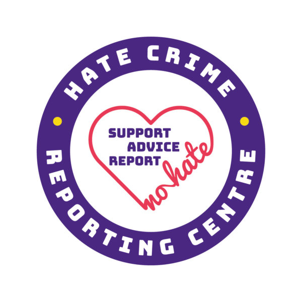 Hate Crime Reporting Centre Logo