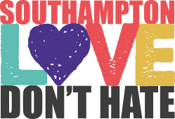 Southampton Love Don't Hate logo 2