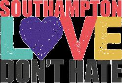 Southampton Love Don't Hate logo 2