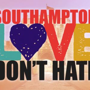 Southampton Love Don't Hate logo 3